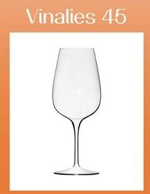 Vinglas vitvin / Rosévin Vinalies från Lehmann 45 cl