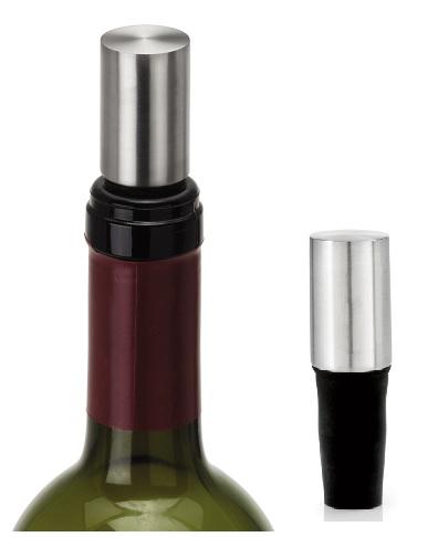 Vinkork i matt stål och silikon - Blomus