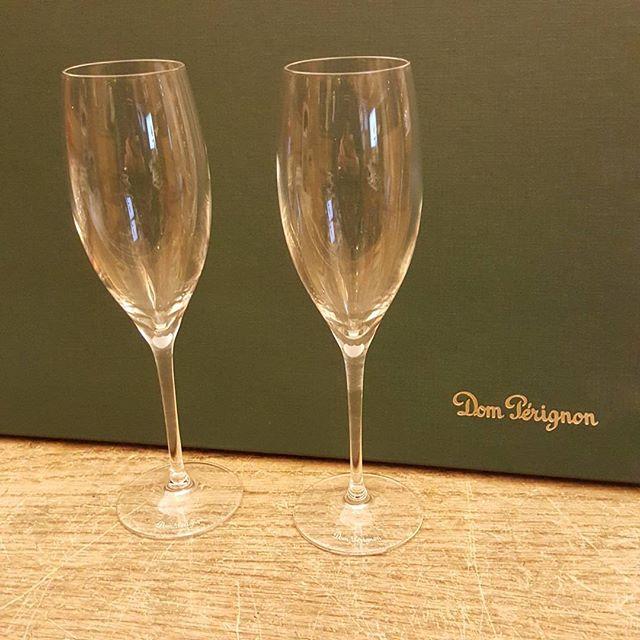 Dom Perignon vintage Champagneglas