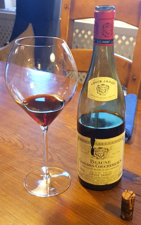 Grand Rouge 77 från Lehmann
