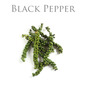 BLACK PEPPER PURE ESSENTIAL OIL / EKOLOGISK ETERISK OLJA