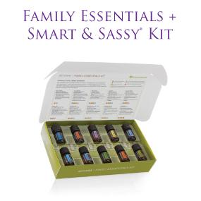 Family Essentials + Smart & Sassy® Enrollment Kit