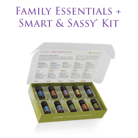 Family Essentials + Smart & Sassy® Enrollment Kit
