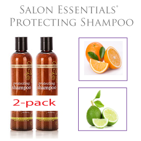 Salon Essentials Protecting Shampoo 2-Pack