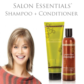 Salon Essentials Shampoo & Conditioner (schampo + balsam)
