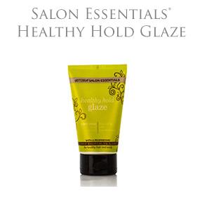 Salon Essentials Healthy Hold Glaze