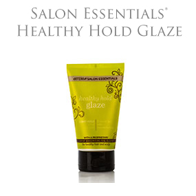 Salon Essentials Healthy Hold Glaze