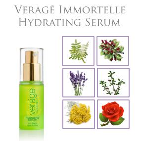 Veráge™ Immortelle Hydrating Serum