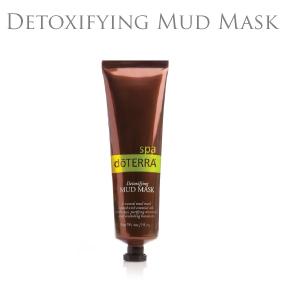 doTERRA® SPA Detoxifying Mud Mask