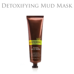 doTERRA® SPA Detoxifying Mud Mask