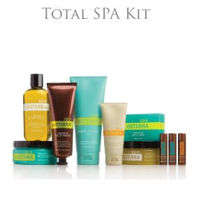 Total doTERRA SPA Kit