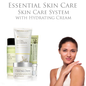 Essential Skin Care - Skin Care System with Hydrating Cream