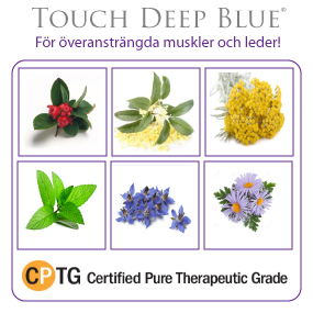 Touch Deep Blue® - 9 ml roll-on