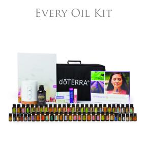 Every Oil Kit (alla oljor i ett paket)