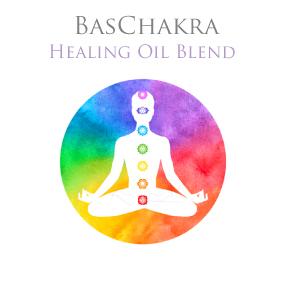 Healing Chakra Blend Baschakrat