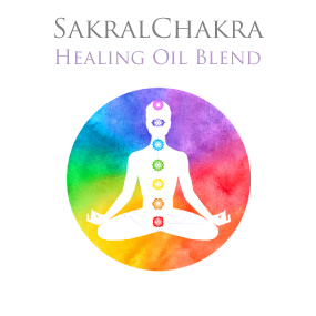 Healing Chakra Blend Sakralchakra