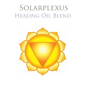 Healing Chakra Blend Solarplexus