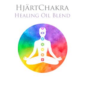 Healing Chakra Blend Hjärtchakra