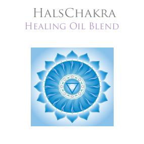 Healing Chakra Blend Halschakra