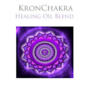 Healing Chakra Blend Kronchakra
