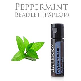 Peppermint Beadlet (vegetabiliska pärlor)
