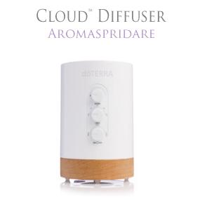 Cloud™ Diffuser / Aromaspridare