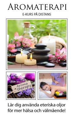 E-kurs Aromaterapi - Lär dig använda eteriska oljor