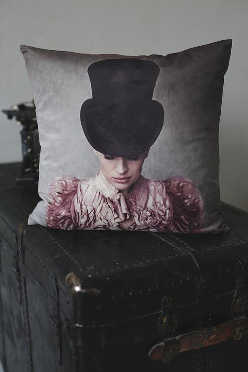 Adelaide, pillowcase velvet 47x47 cm
