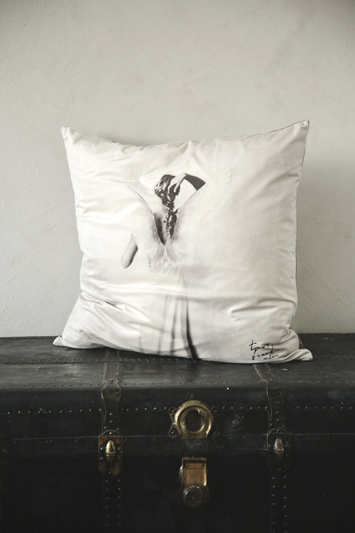 Lai - Pillowcase velvet 65x65 cm