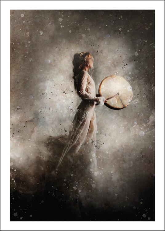 MAGIC - Art print - 50x70 cm - Limited Edition
