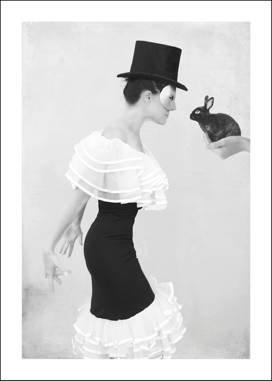 Magico, art print 50x70 cm