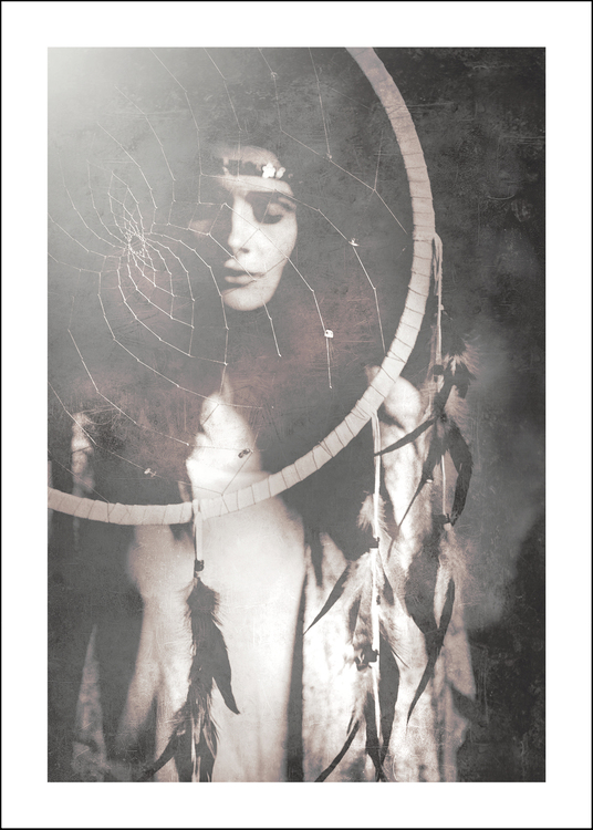 DREAMCATCHER - Art print 50x70 cm - Limited Edition