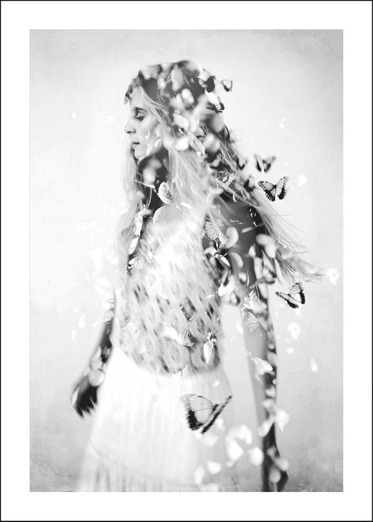 SAMSARA -  Art print 50x70 cm - Limited Edition