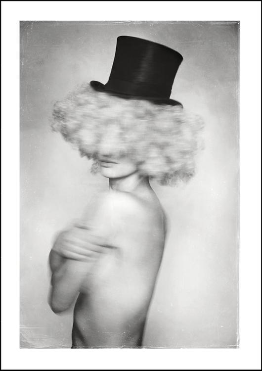 CLOWN - Art print 21x30 cm