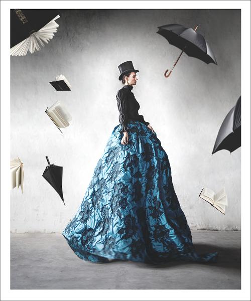 Wonderland - Art print 50x60 cm