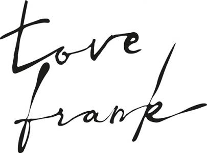 TOVE FRANK logo