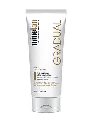 Gradual, 3 in 1 Gradual Tan Daily Moisturiser - 237ml