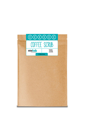 Coffee Scrub, Original - 200g