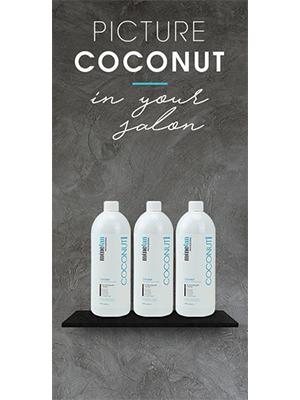Pro. Coconut Spray - 1L