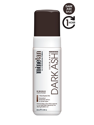 Dark Ash, Be Brazilian Onyx Foam - 200ml