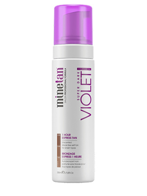 Violet, Exotic European Onyx Foam - 200ml