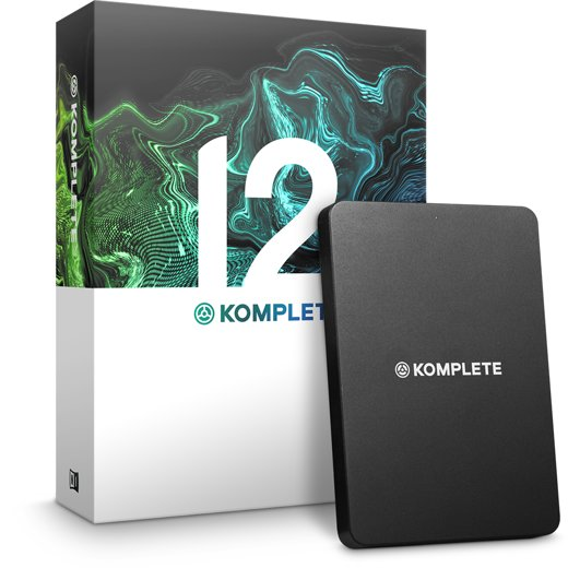 Kopia Native Instruments Komplete 12 Upg Kselect