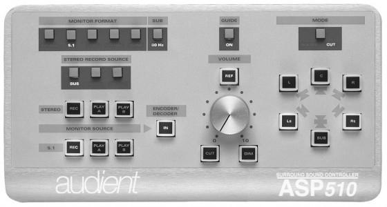 Audient ASP510