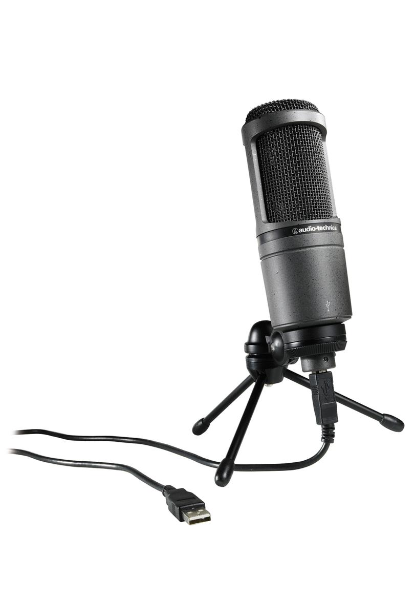 Audio-Technica AT2020USB plus