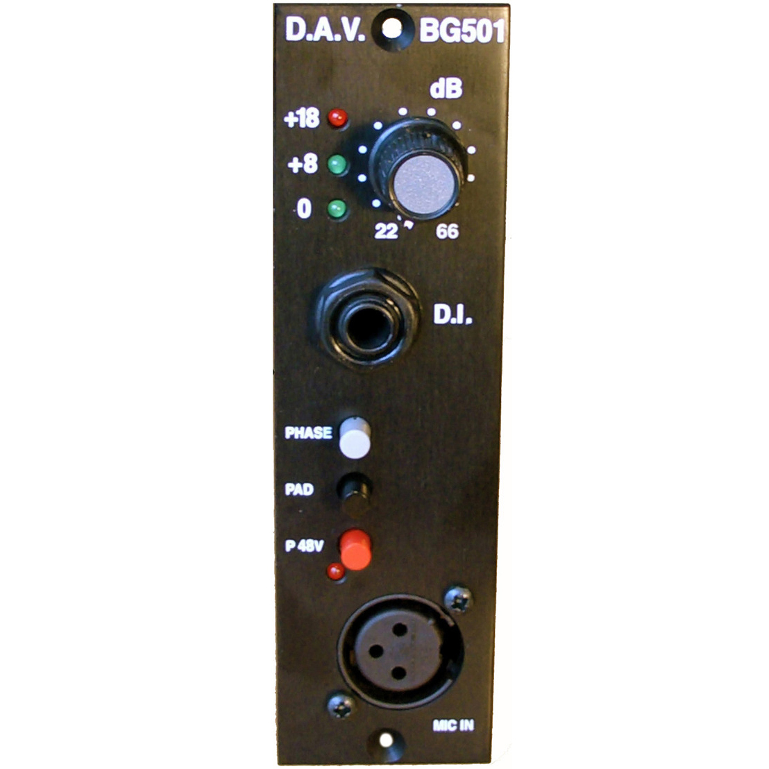 DAV Electronics Broadhurst Gardens 501