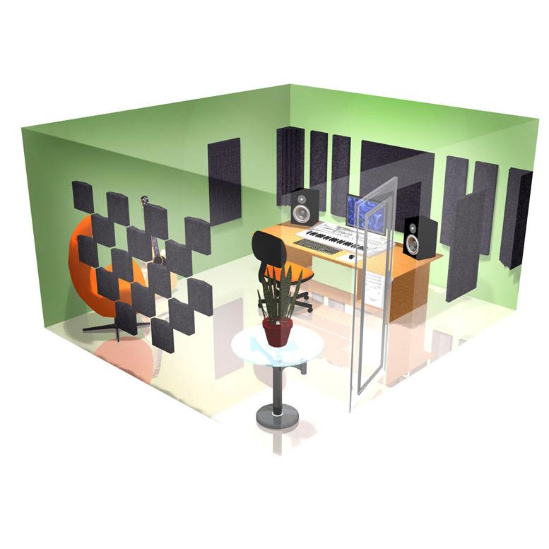 Golden Age Acoustics Green Room