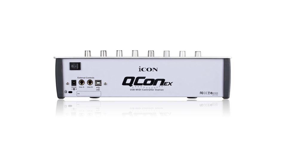 icon Qcon EX