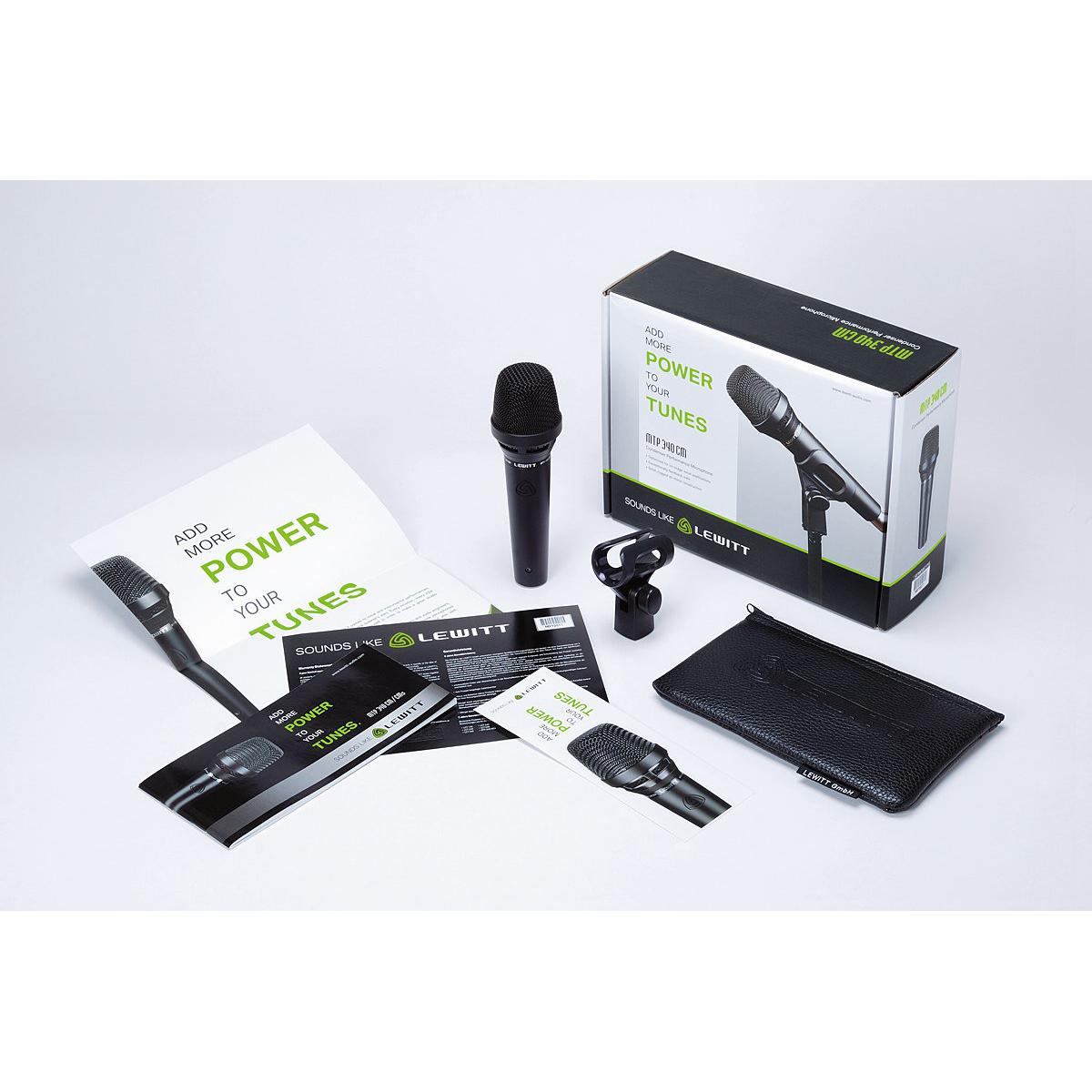 Lewitt MTP 340 CM kondensatormikrofon