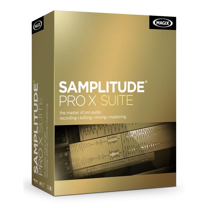 Magix Samplitude Pro X Suite
