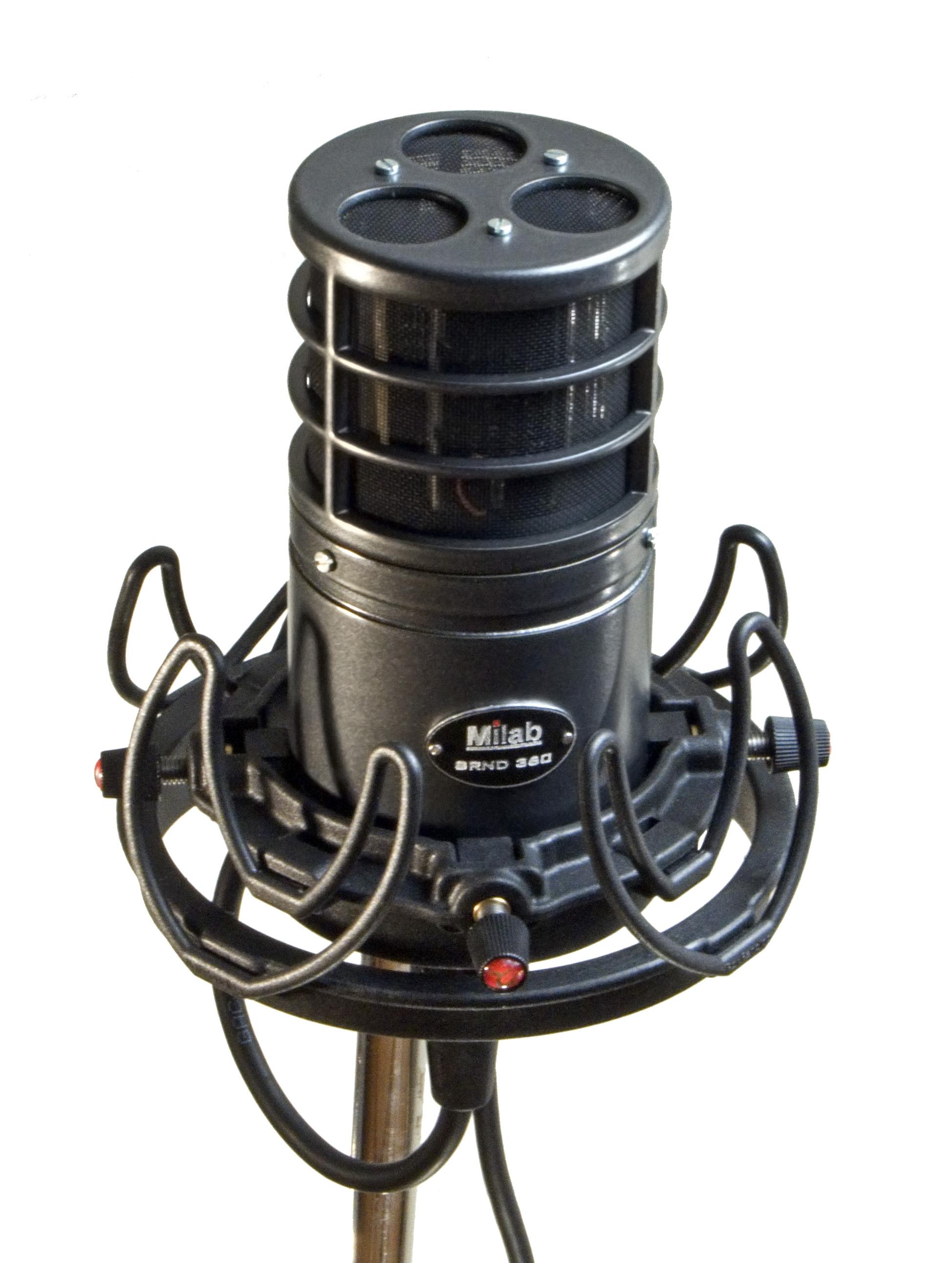 Milab SRND 360 surround-mikrofon